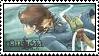 Nausicaa Stamp by Juliet-Shmooliet