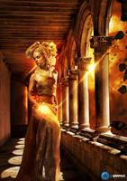 Golden Magic by G-GraphiX59
