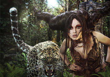 The Law Of The Jungle by G-GraphiX59
