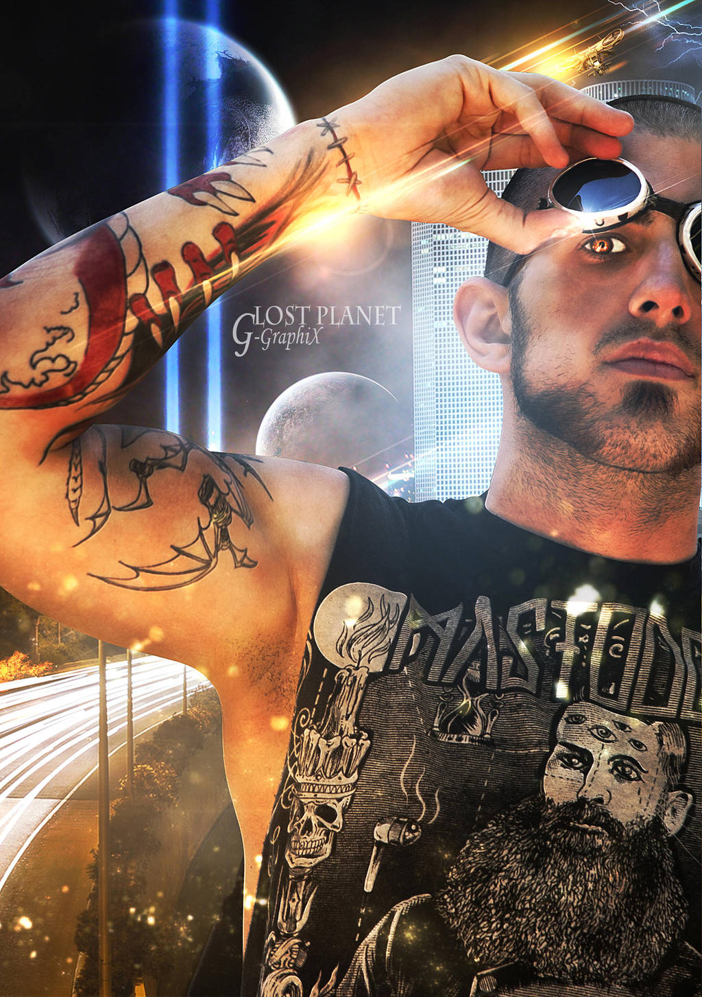 Lost Planet by G-GraphiX59