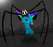 Galaxie Mutant Spider by ZeonSniper