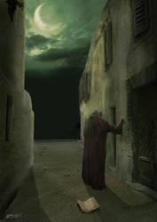 First Stranger by Mustafa-H