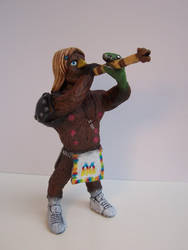 Xavier: Renegade Angel Sculpt by olivertandy