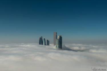 Abu Dhabi by AlHabshi