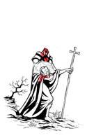 The Headless Preacher by NikosBoukouvalas