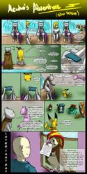 Pokemon Yellow Adventure 14 by Pokemontrainergigi