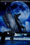 Moonlit Dance by Savellla