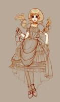 Dorothy Gale v1 by batchix