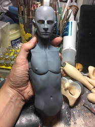 Updating a favorite doll by batchix