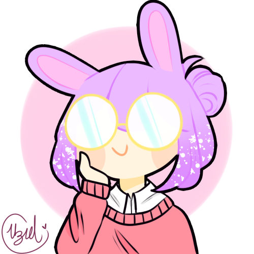 Mascot is bun bun  by youtubegirl350