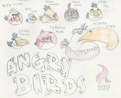 Actual Angry Birds by Dat-TF-Artist-Numa