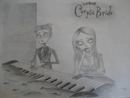 .:Corpse Bride Fan Art:. by evildogz