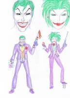 The Joker by kyryllo