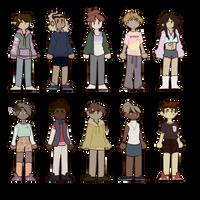 ][A] Random kids [closed] by SapphireFast