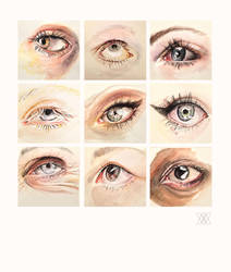 Eyes by Abigail-Scott