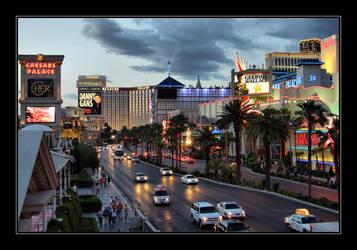 Las Vegas Boulevard by Voy