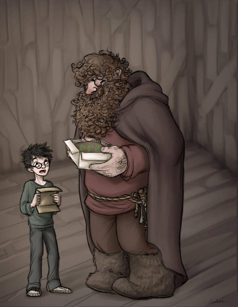 Dear Mr. Potter... by leelakin
