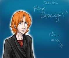 Ron Weasley? by leelakin