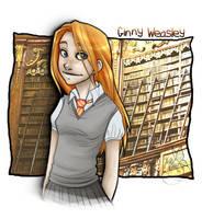 Ginny by leelakin