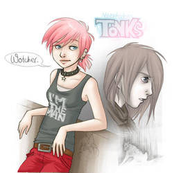 Tonks by leelakin