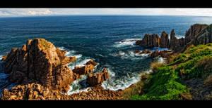 Creamy Coast by WiDoWm4k3r