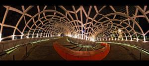 Mesh Tunnel by WiDoWm4k3r