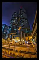Lippo Towers by WiDoWm4k3r
