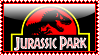 Jurassic Park Stamp by Colonel-Chicken