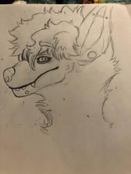 Started Sketch by 0MarsStars0