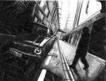 Car Man Street by Fura-Falevan