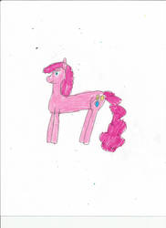 Another pinkie pie drawing-1 by justin-Digital01