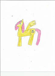 Another fluttershy drawing-1 by justin-Digital01