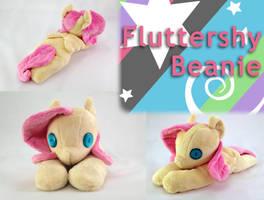 Fluttershy Beanie by Yunalicia