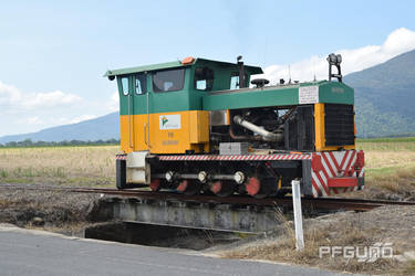 Train Over The Little Bridge by pfgun0