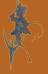 Dragon Whisker by Kylogram