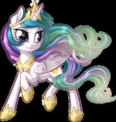 Prancing Pony Princess by KittehKatBar