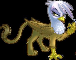 Gilda by KittehKatBar
