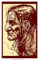 Eagle Spirit by MackSztaba