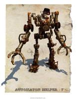 Automaton Helper by MackSztaba
