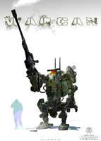 WAR Can by MackSztaba