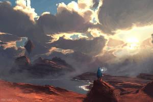 The-Journey-Ahead by MackSztaba