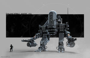 Automated-Sentry-Drone by MackSztaba
