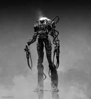 Alien Pilot by MackSztaba