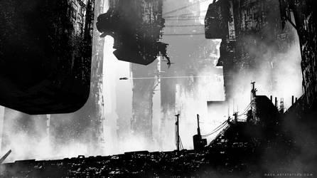 The-City by MackSztaba