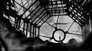Industrial Rough by MackSztaba