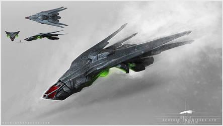 X-1 by MackSztaba