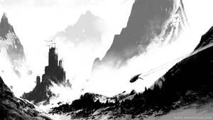 Tech-Castle-Rough by MackSztaba