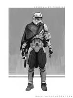 Specialist Trooper by MackSztaba