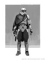 Specialist Trooper by MackSztaba