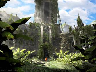 The-Temple by MackSztaba